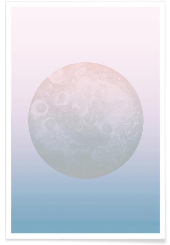 , Light Moon poster