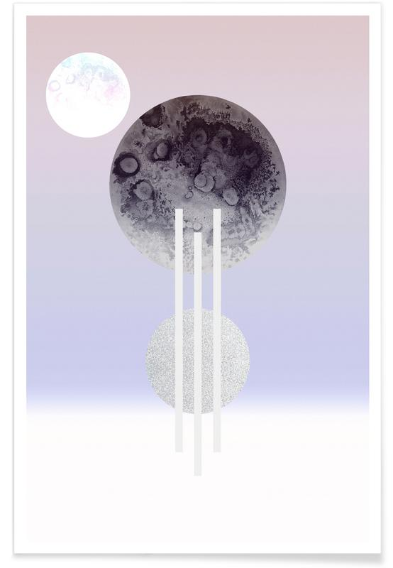 , Dream of the Glitter Moon affiche