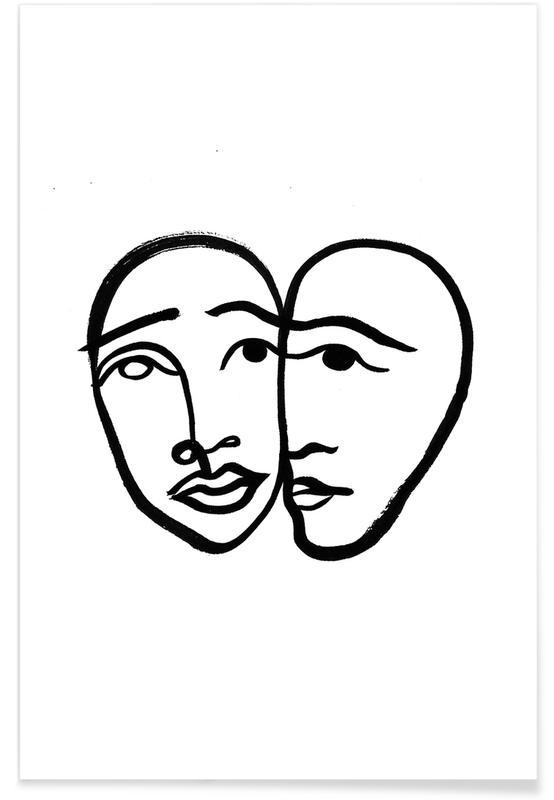 Faces 1 affiche
