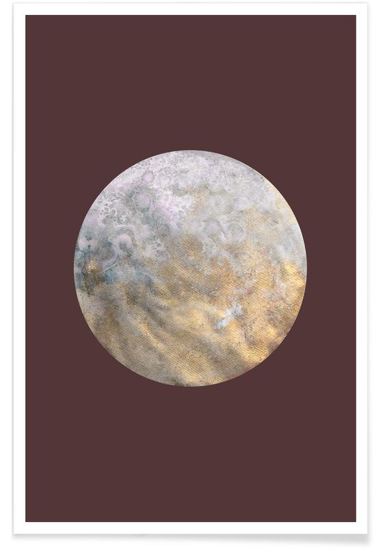 , Gold Moon poster