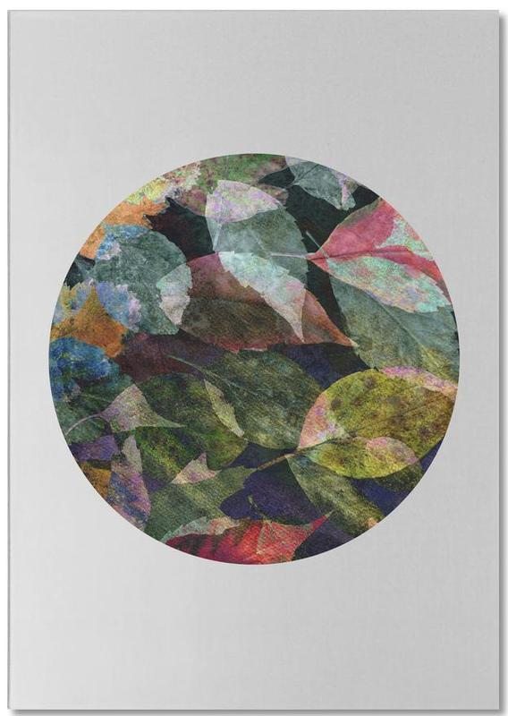 Leaves -Notizblock