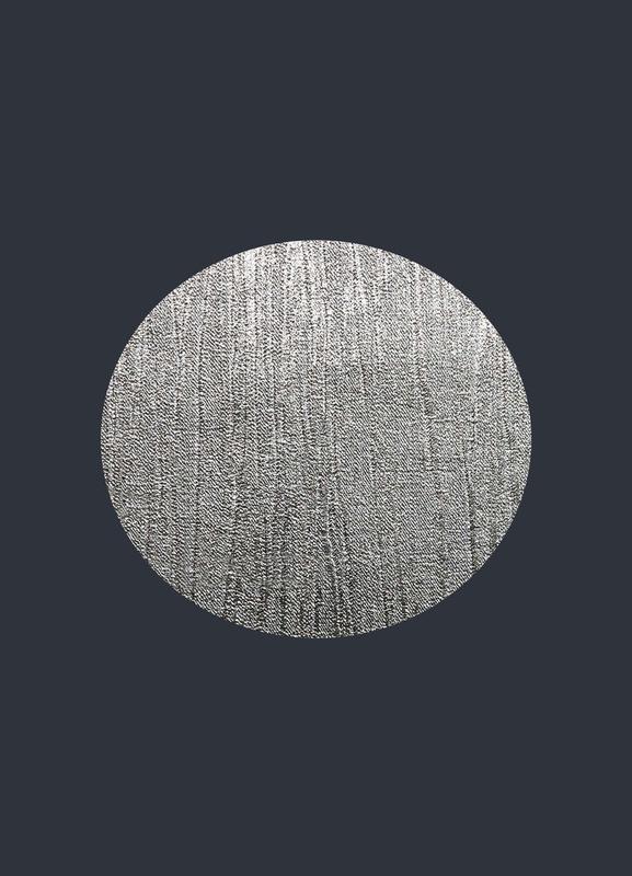 , Silver Moon canvas doek