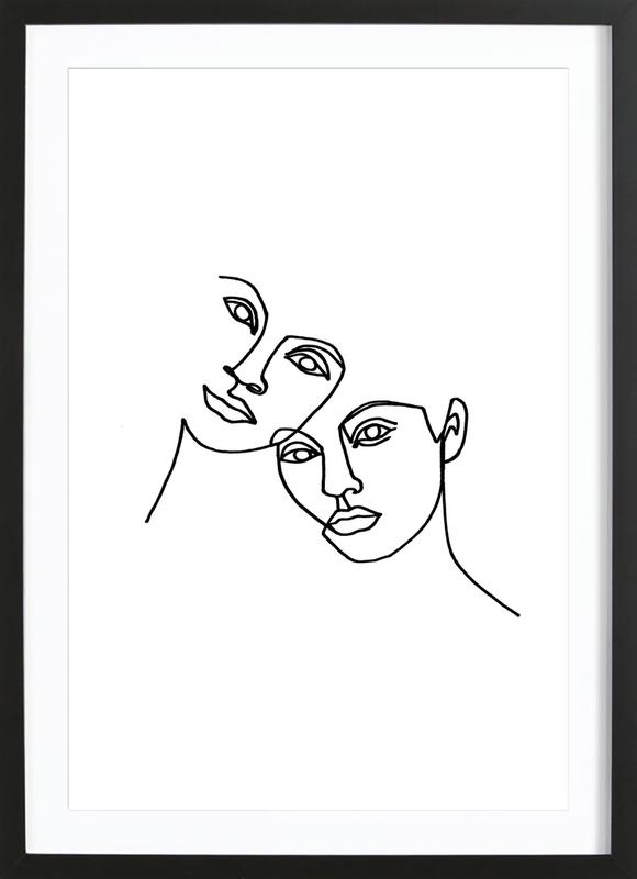 Close Framed Print