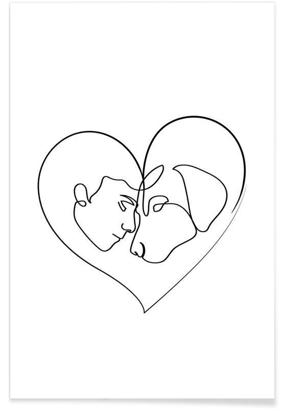 Dog Love -Poster