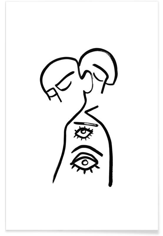Eye Want You affiche