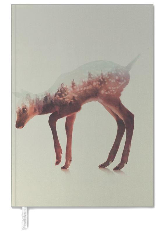 Norwegian Woods: The Deer Personal Planner