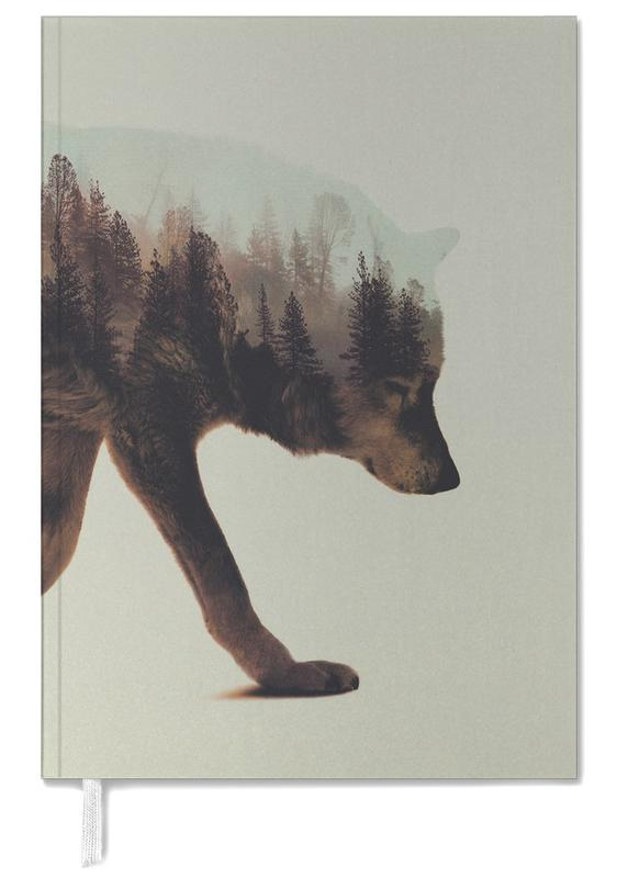 Norwegian Woods: The Wolf Personal Planner