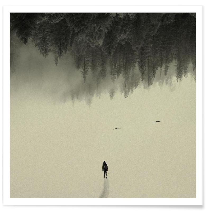 Bossen, Silent Walk poster
