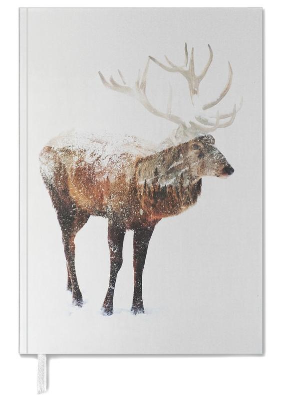 Arctic Deer Personal Planner