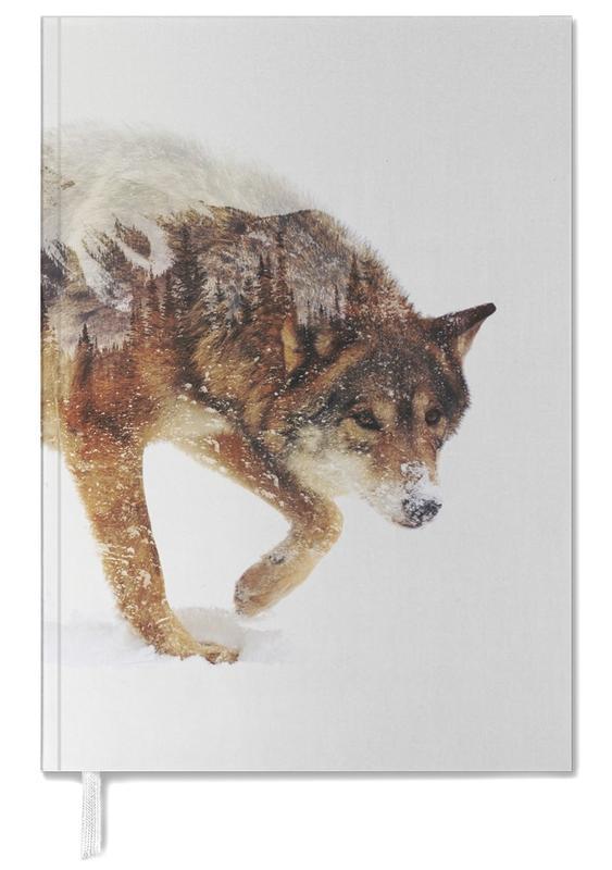 Arctic Wolf -Terminplaner