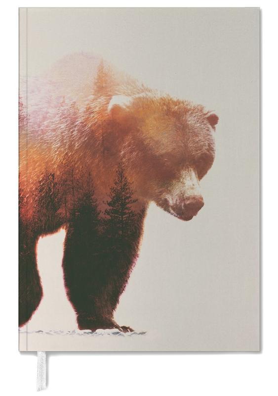 Bären, Brown Bear -Terminplaner