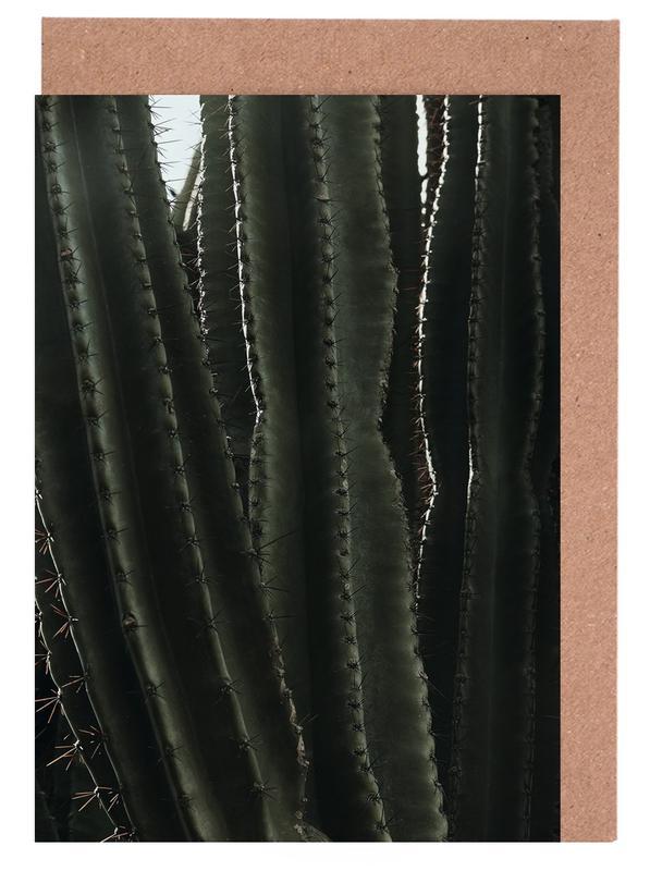Cactus 01 -Grußkarten-Set