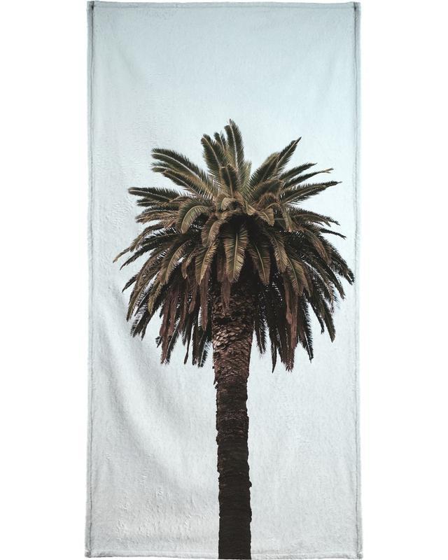 Palmtree -Handtuch