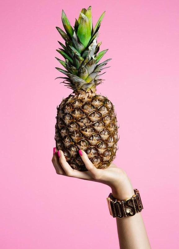 Pineapple toile