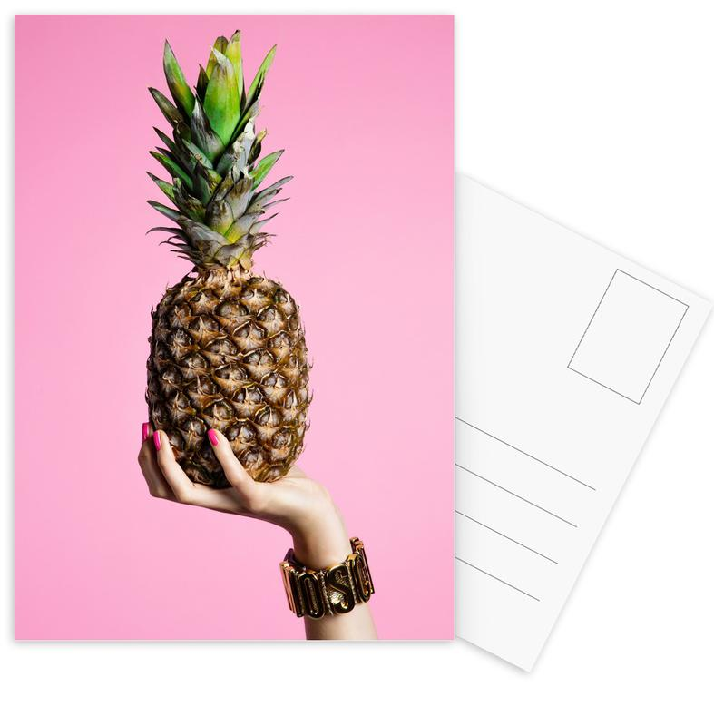 Pineapple cartes postales