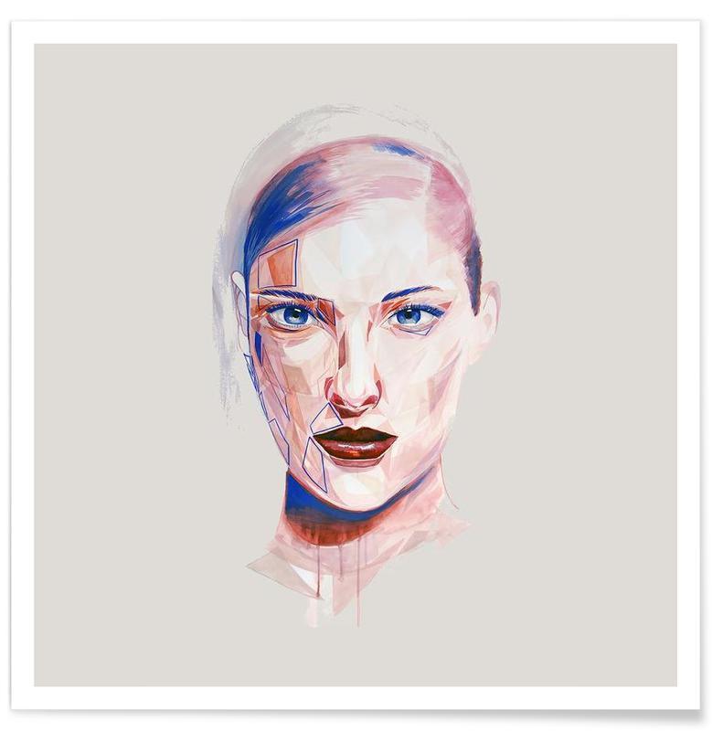 Porträts, Allure -Poster