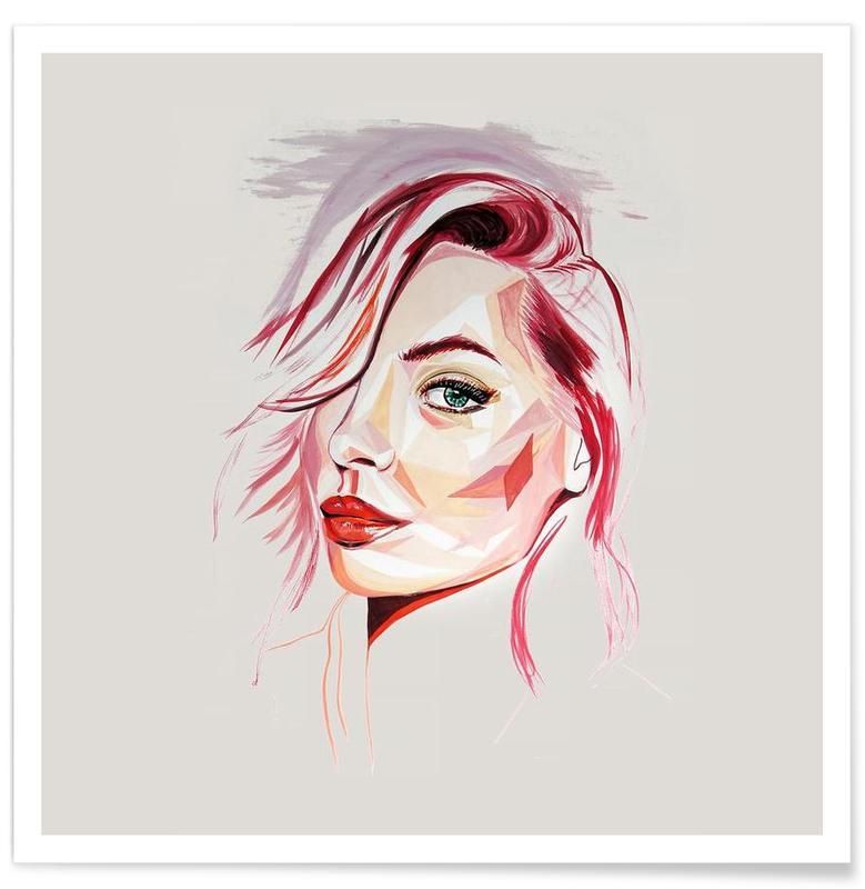 Porträts, Esthete -Poster
