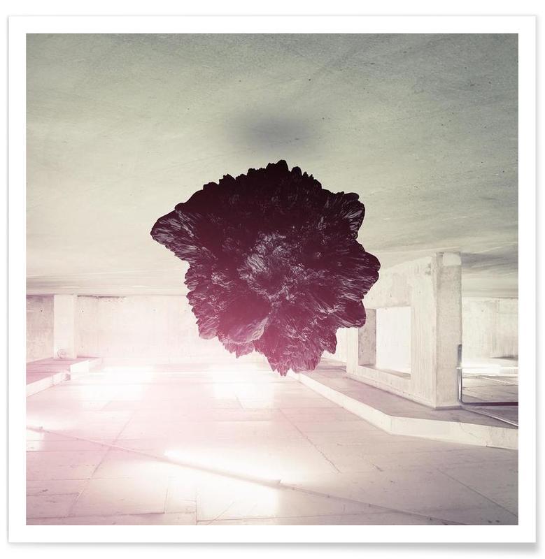 Architekturdetails, Traumwelt, Amard -Poster