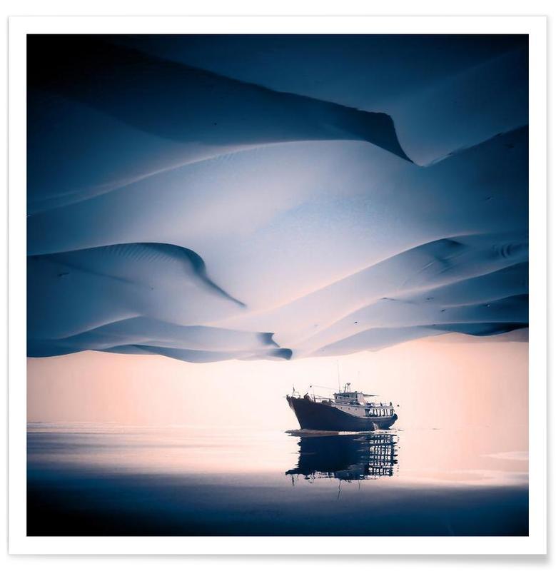 Boats, Desertir Poster