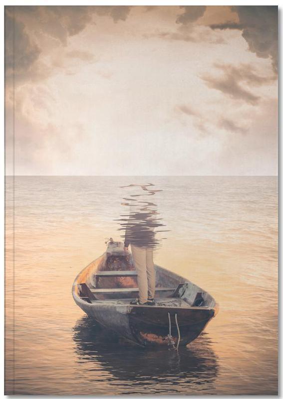 Boats, Glas Sea Notebook