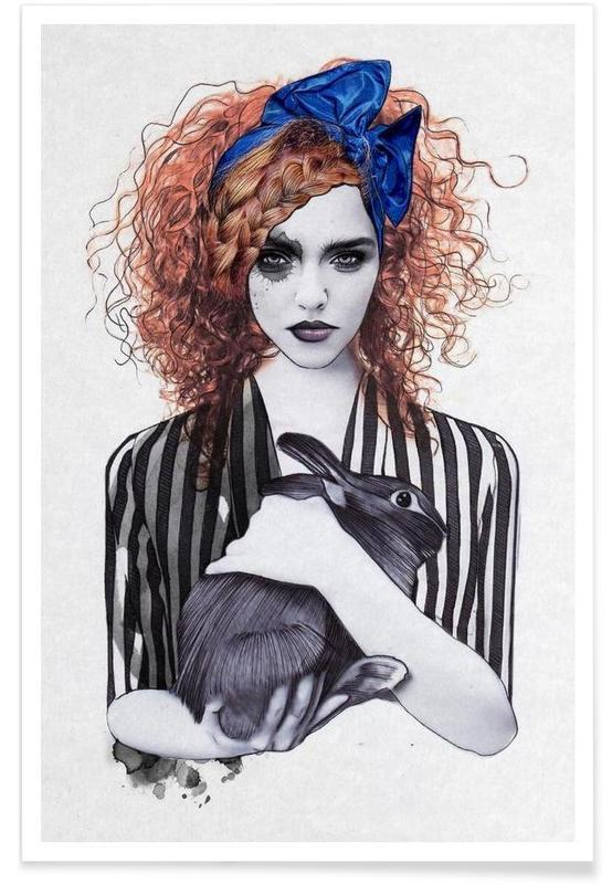 Miss Emma Poster