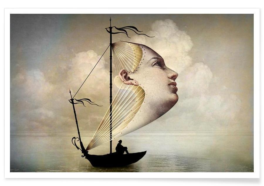 Boote, Traumwelt, Homeward Bound -Poster