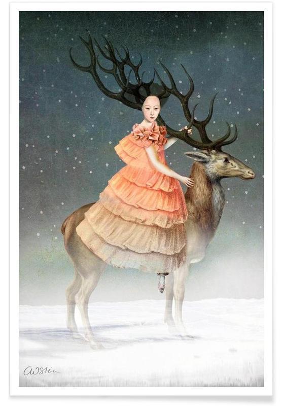 Dreamy, My Dear Friend Poster