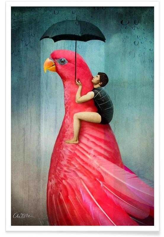 Under My Umbrella Poster