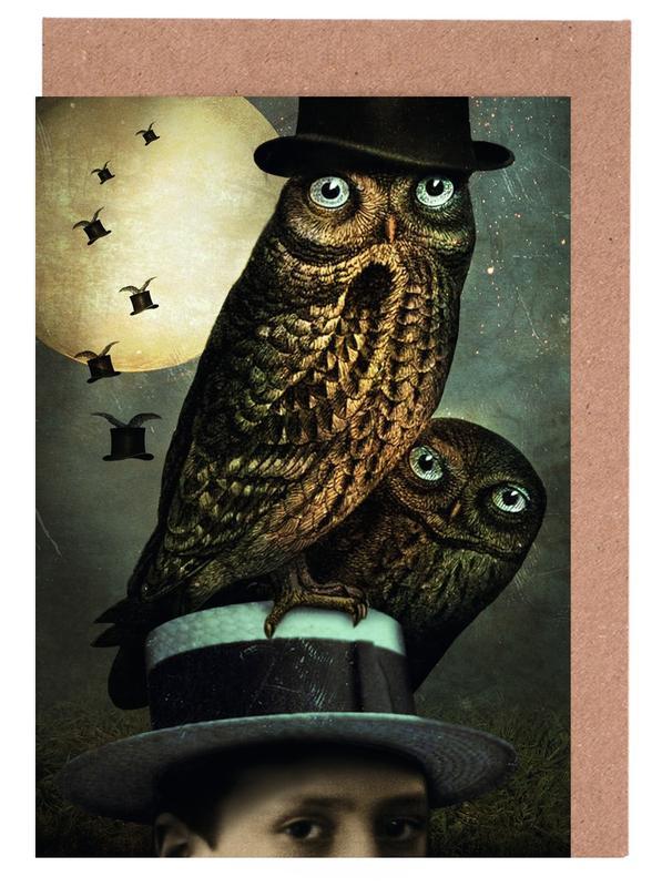Watchout Greeting Card Set