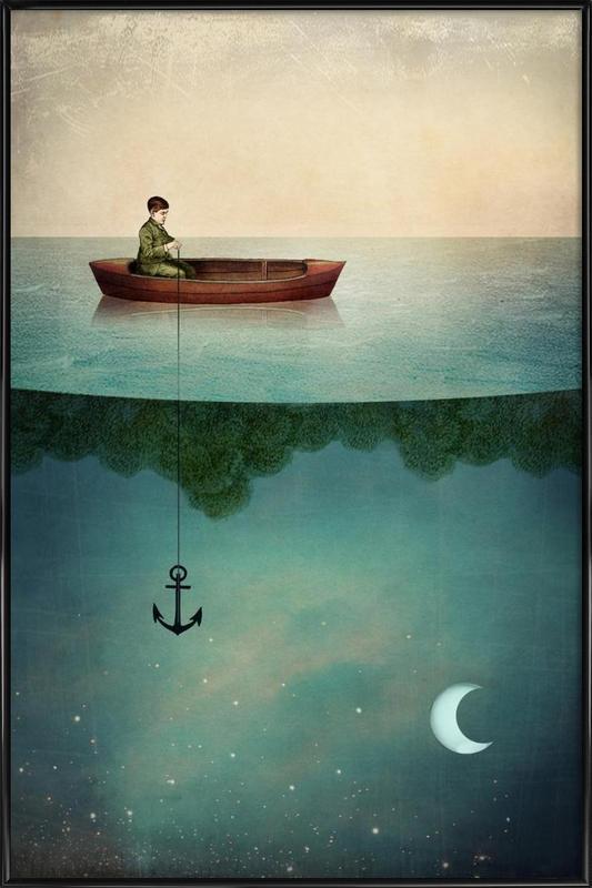 Entering Dreamland ingelijste poster
