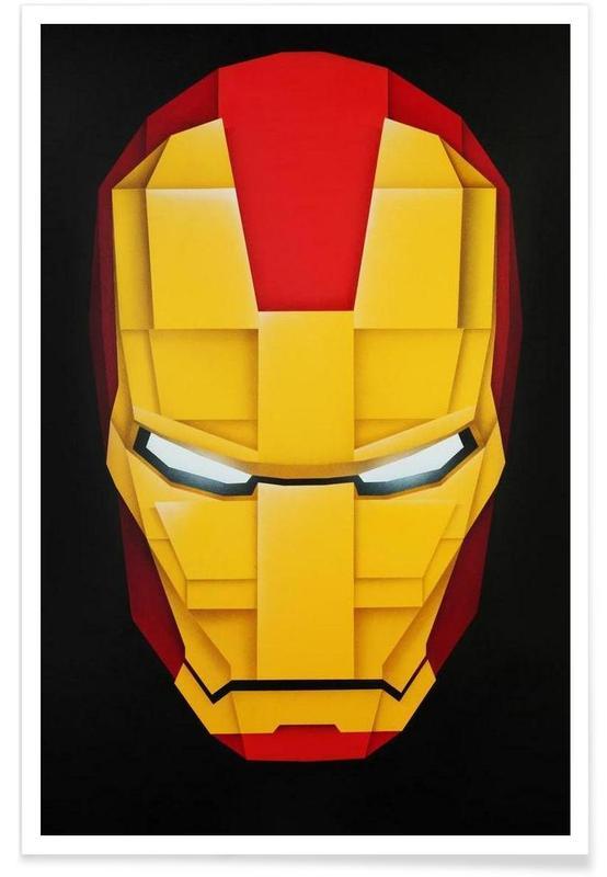 Iron Man, Iron One -Poster