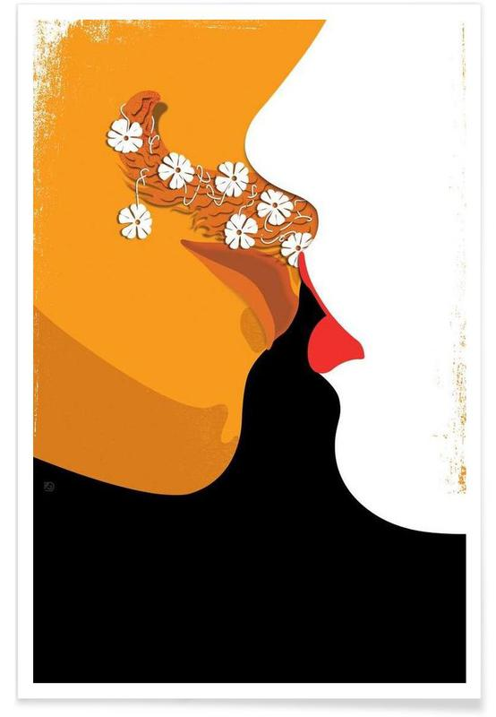 Couples, The Kiss (Lady Chatterley's Lover) affiche