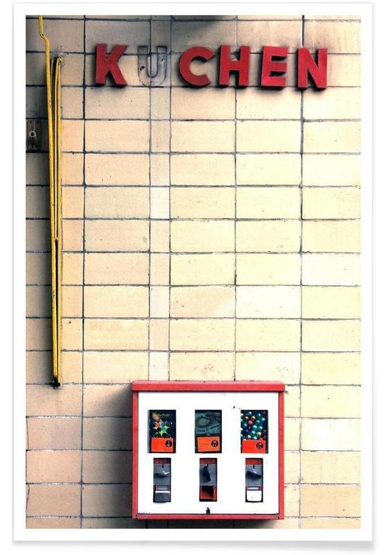 Architekturdetails, Naschen Für Groß & Klein voller Größe -Poster