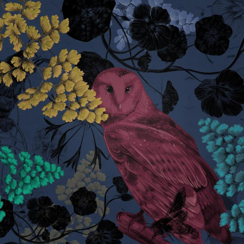 Night Vision -Alubild