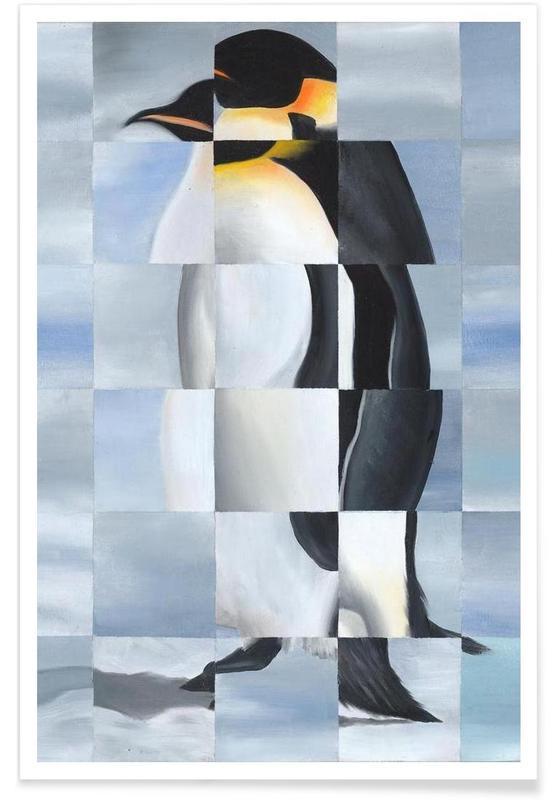 Pingouins, Penguin affiche