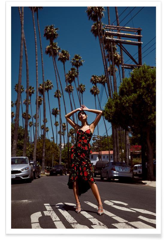 Los Angeles, LA affiche
