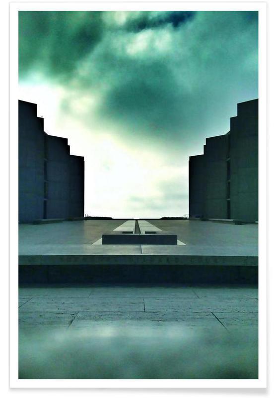 Détails architecturaux, The Salk affiche