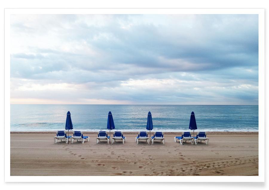 Beaches, Off Season Poster