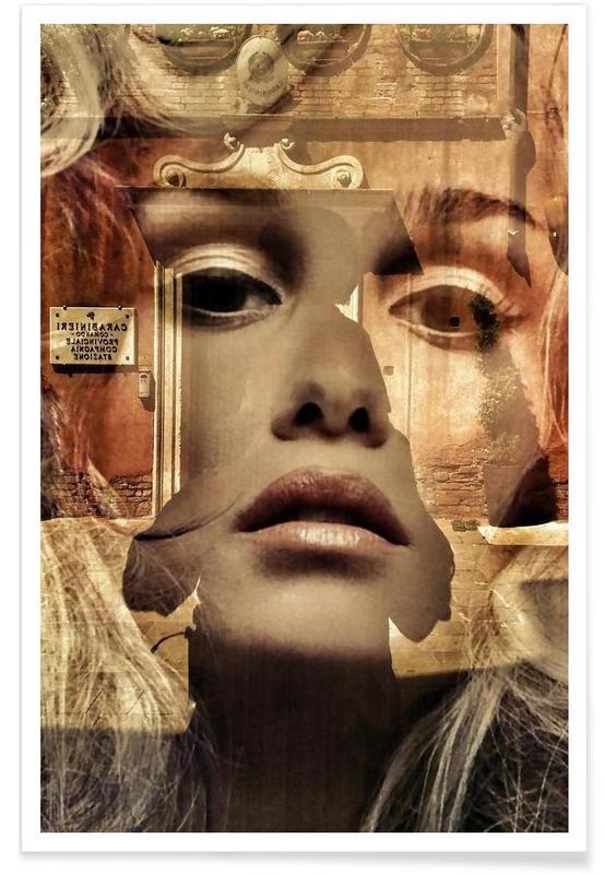 Venice, Reflex Venice Girl Poster