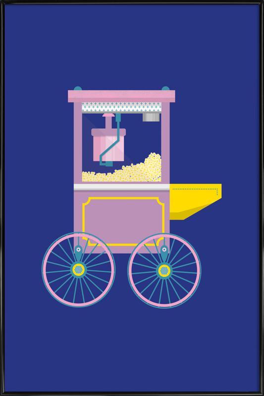 Ottensen - Cinema Framed Poster
