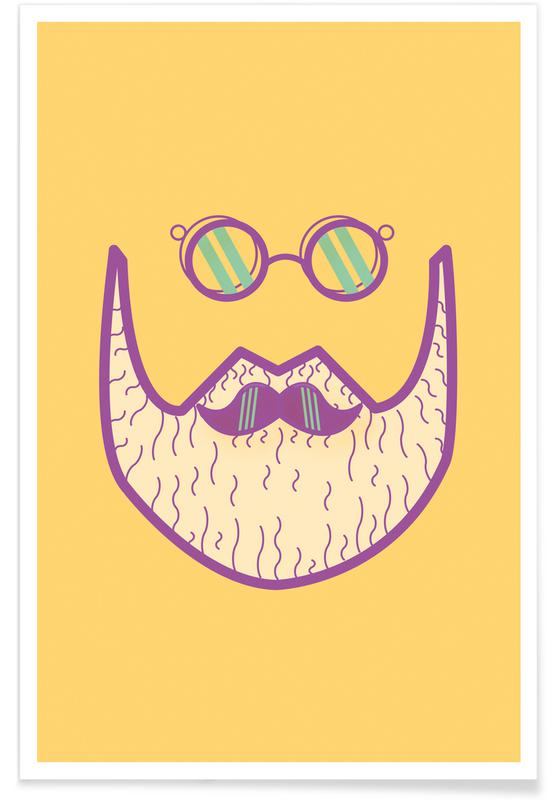, Sternschanze - Hipster affiche
