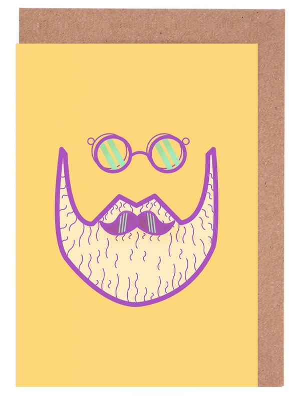 Sternschanze - Hipster Greeting Card Set