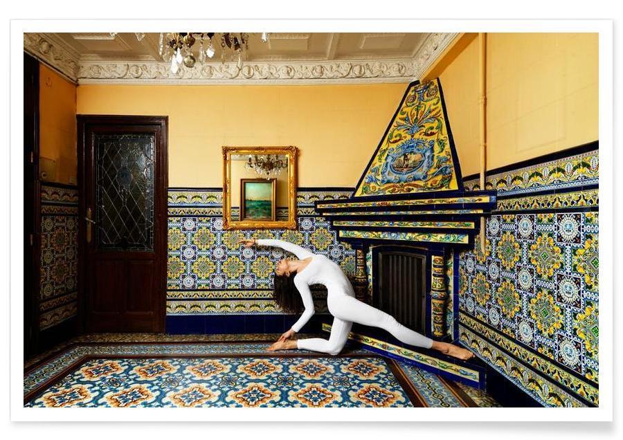 Madrid, Yoga, Madrid #1 Poster