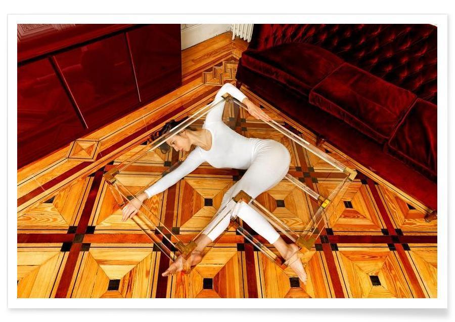 Yoga, Madrid, Madrid #3 Poster