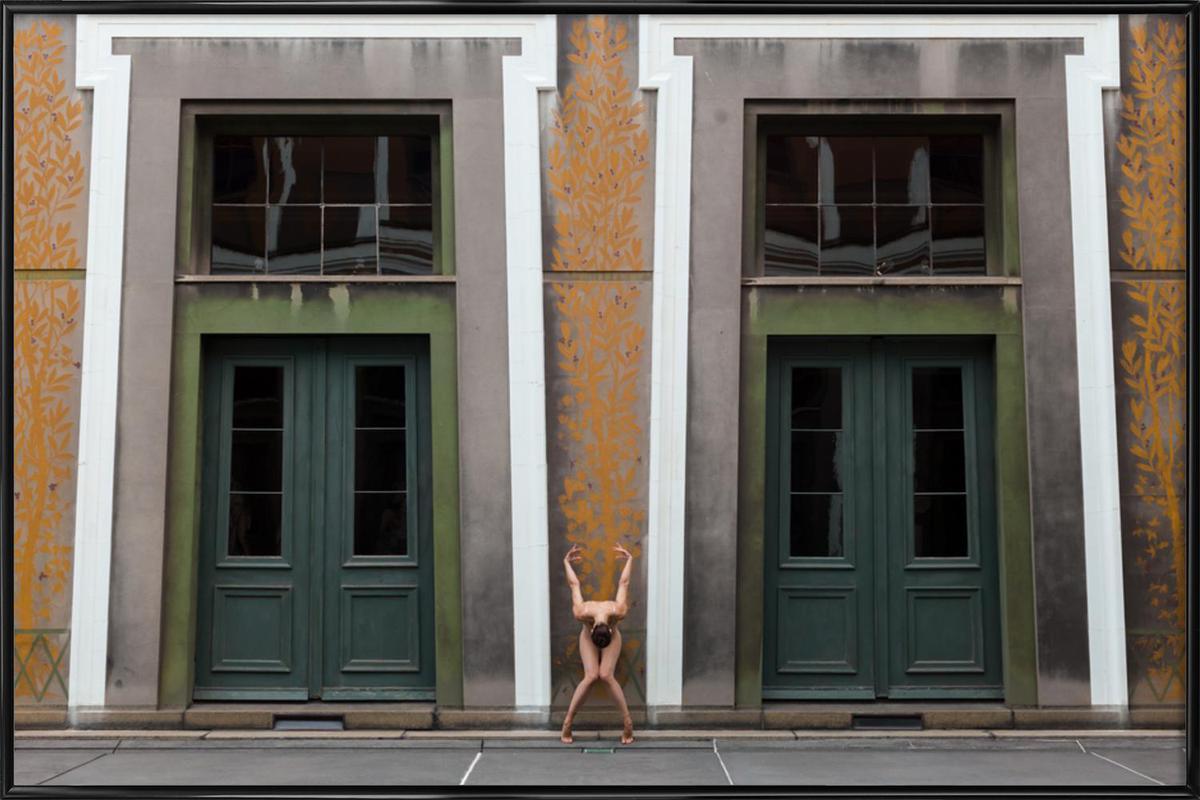 Copenhagen #2 -Bild mit Kunststoffrahmen