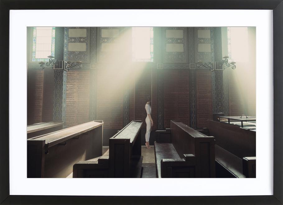Lukezic #3 Framed Print