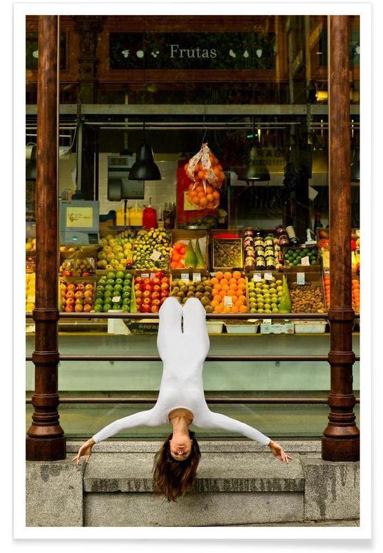 Madrid, Yoga, Madrid #11 affiche