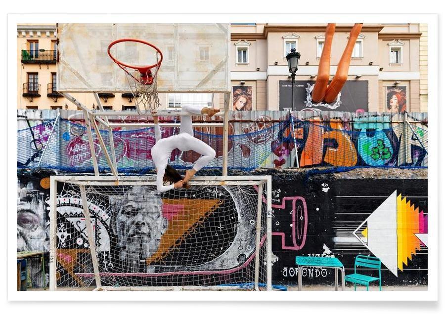 Madrid #12 affiche