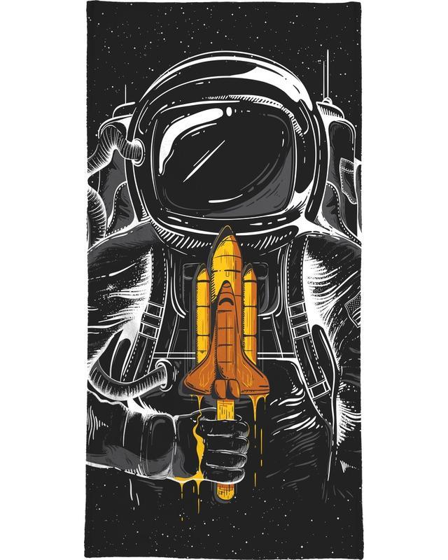 Astronauten, Space Popsicles -Handtuch