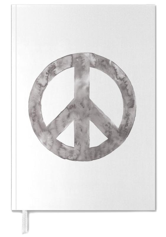 Peace Sign Personal Planner
